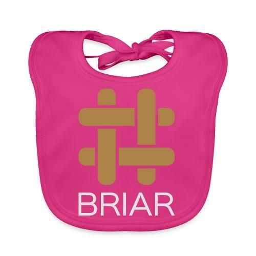 Briar Slim Fit (Male) - Baby Organic Bib