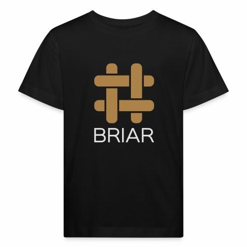 Briar Slim Fit (Male) - Kids' Organic T-Shirt