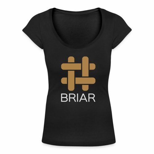 Briar Slim Fit (Male) - Women's Scoop Neck T-Shirt