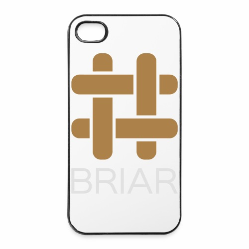 Briar Slim Fit (Male) - iPhone 4/4s Hard Case