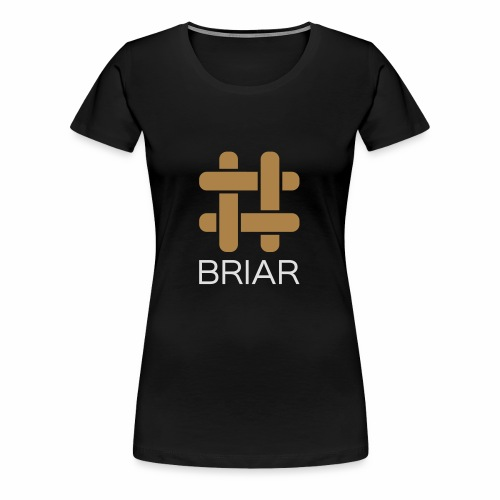 Briar Slim Fit (Male) - Women's Premium T-Shirt