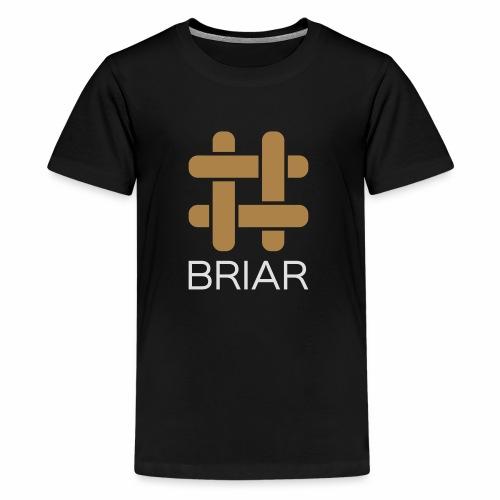 Briar Slim Fit (Male) - Teenage Premium T-Shirt