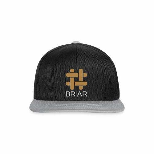 Briar Slim Fit (Male) - Snapback Cap