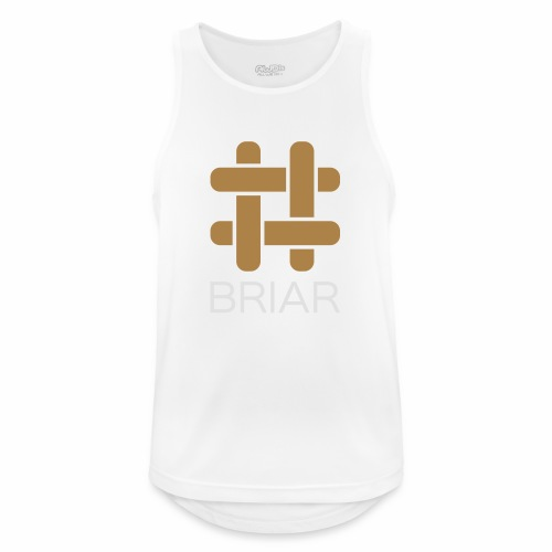 Briar Slim Fit (Male) - Men's Breathable Tank Top