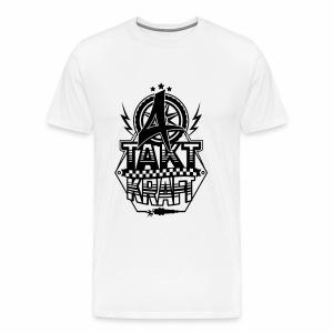 4-Takt-Kraft / Viertaktkraft - Männer Premium T-Shirt