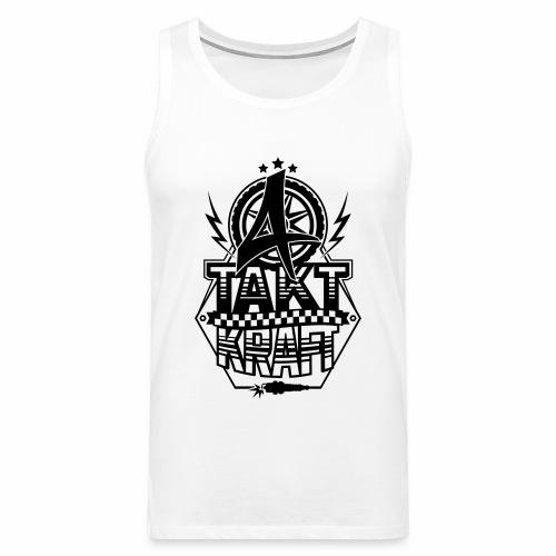 4-Takt-Kraft / Viertaktkraft - Men's Premium Tank Top