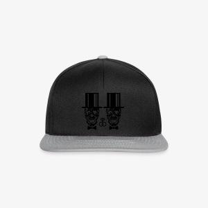 03 Skulls Bräutigam Bräutigam Elite JGA T-Shirt - Snapback Cap
