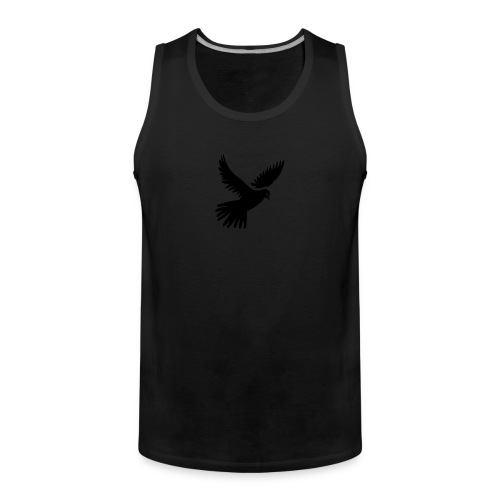 Peace Dove - Men's Premium Tank Top