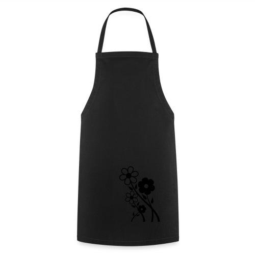 Flowers - Kochschürze