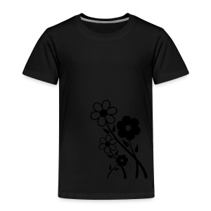 Flowers - Kinder Premium T-Shirt