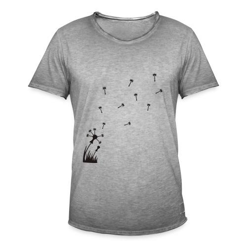 Blowball - Männer Vintage T-Shirt