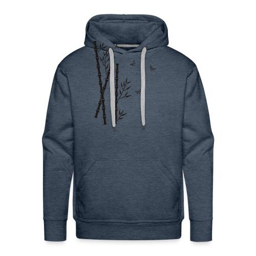 Bambus-Libellen - Männer Premium Hoodie