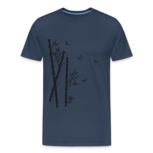 Bambus-Libellen - Männer Premium T-Shirt
