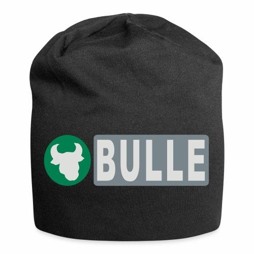 Shirt Bulle - Jersey-Beanie