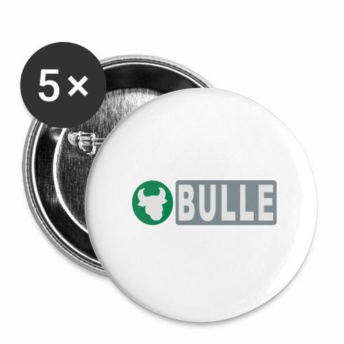 Shirt Bulle - Buttons groß 56 mm (5er Pack)
