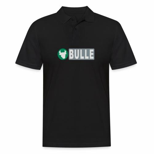 Shirt Bulle - Männer Poloshirt