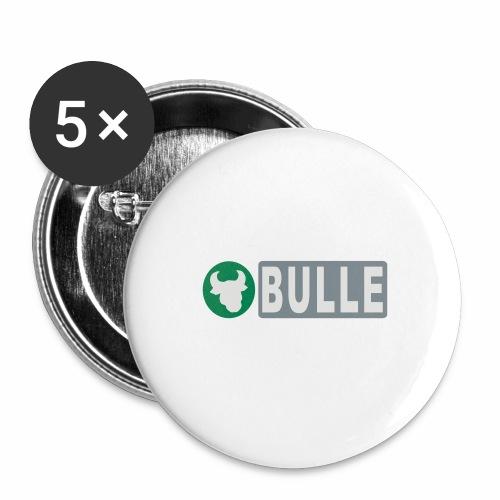 Shirt Bulle - Buttons mittel 32 mm (5er Pack)