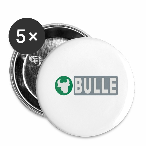 Shirt Bulle - Buttons klein 25 mm (5er Pack)