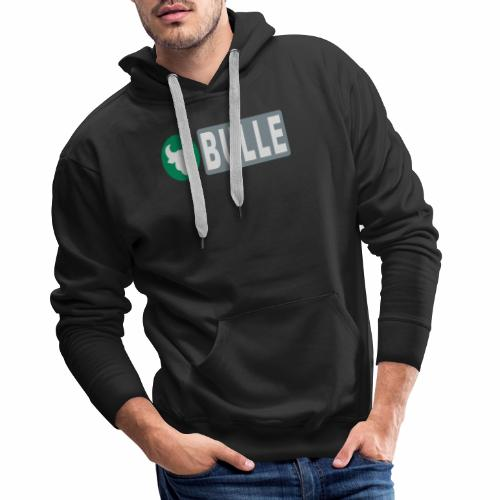 Shirt Bulle - Männer Premium Hoodie