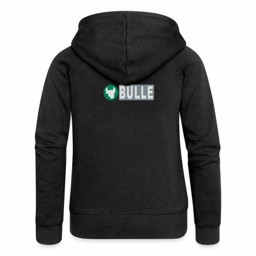Shirt Bulle - Frauen Premium Kapuzenjacke