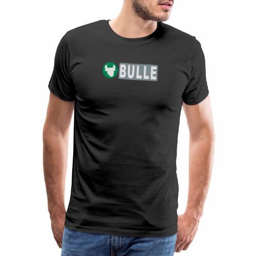 Shirt Bulle - Männer Premium T-Shirt