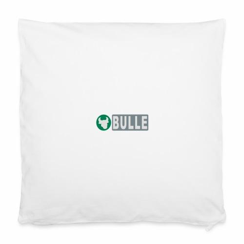 Shirt Bulle - Kissenbezug 40 x 40 cm