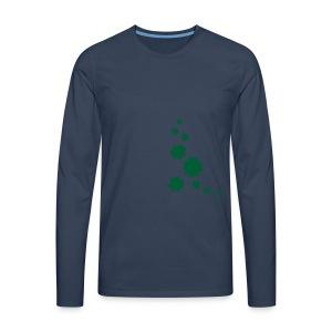 Shamrocks - Men's Premium Longsleeve Shirt