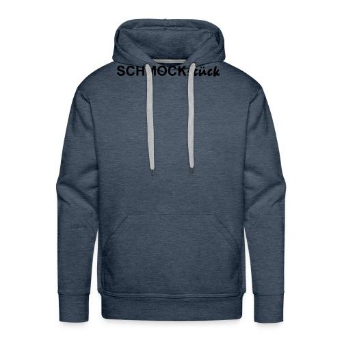 SCHMOCKstück / Schmuckstück - Männer Premium Hoodie
