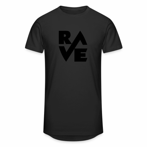 RAVE - Männer Urban Longshirt