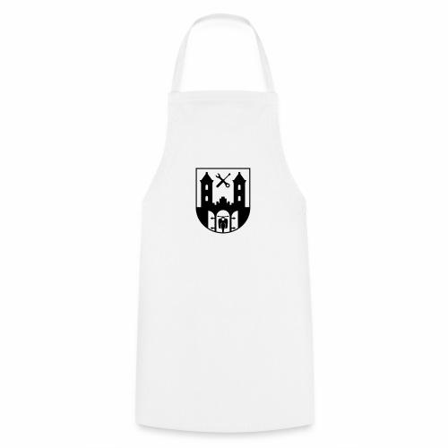 Simson Schwalbe - Suhl Wappen (+ Dein Text) - Cooking Apron
