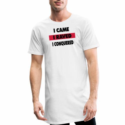 Raver - Männer Urban Longshirt