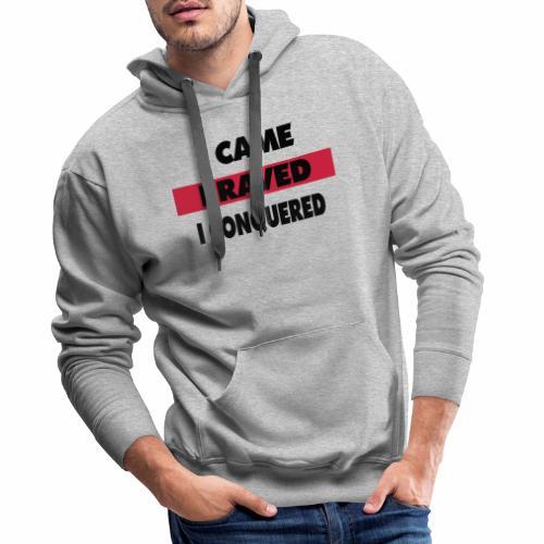 Raver - Männer Premium Hoodie
