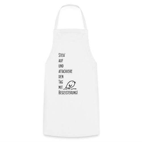 TWEETLER Begeisterung - Kochschürze