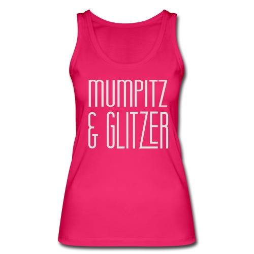 Mumpitz & Glitzer Hoodie Kleid - Frauen Bio Tank Top von Stanley & Stella