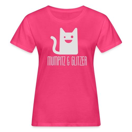 MuGli Hoodie Kleid - Frauen Bio-T-Shirt