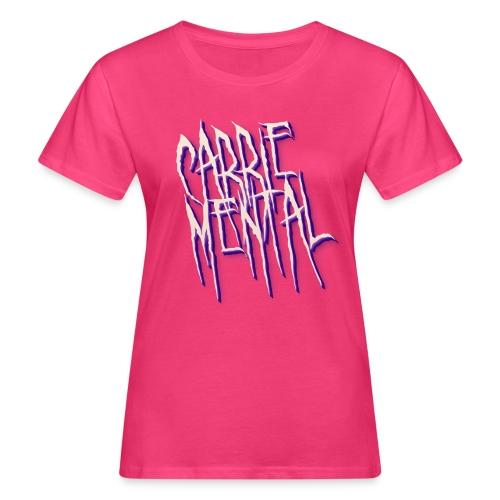 Carrie Mental Hoodie Kleid - Frauen Bio-T-Shirt