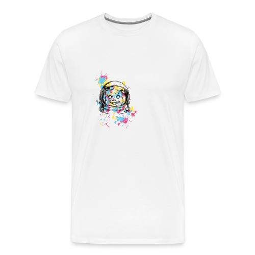 Buttons , 56 mm - Men's Premium T-Shirt