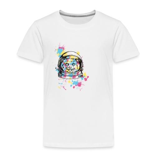 Buttons , 56 mm - Kids' Premium T-Shirt