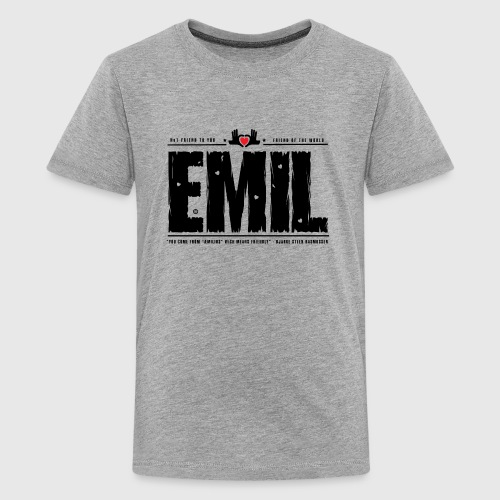 EMIL - Teenager premium T-shirt