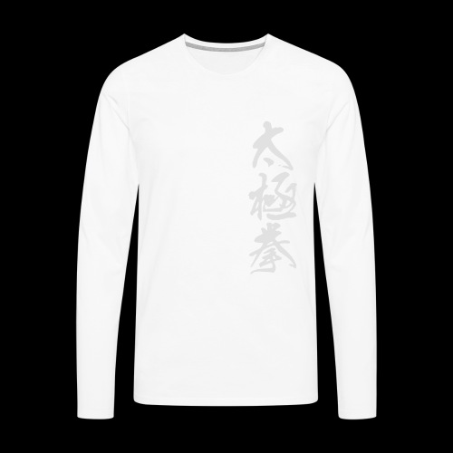 TaiJiChuan - Männer Premium Langarmshirt