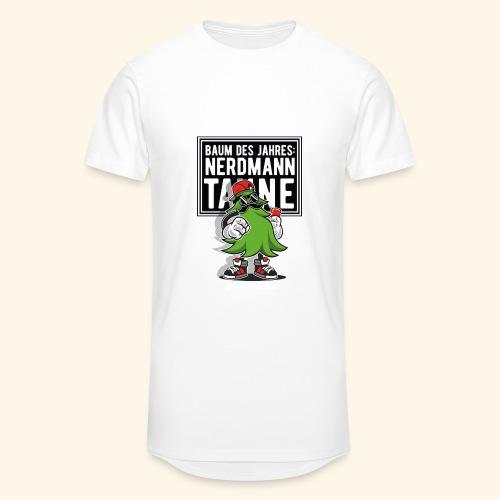 Nerdmanntanne - Männer Urban Longshirt