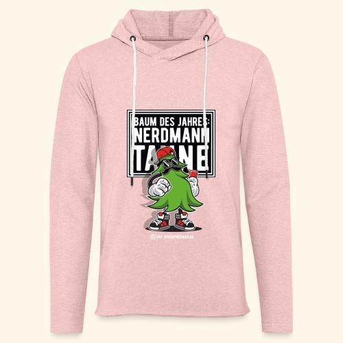 Nerdmanntanne - Leichtes Kapuzensweatshirt Unisex