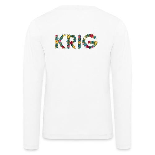 Blomstrende krig - Premium langermet T-skjorte for barn
