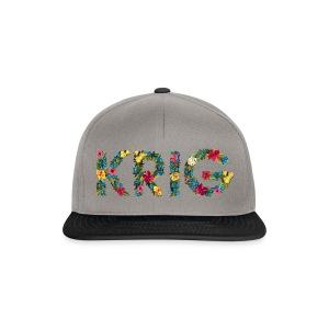 Blomstrende krig - Snapback-caps