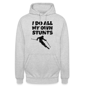 I do my own Stunts Kinder T-Shirt - Unisex Hoodie