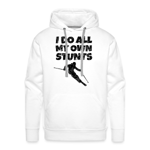 I do my own Stunts Kinder T-Shirt - Männer Premium Hoodie