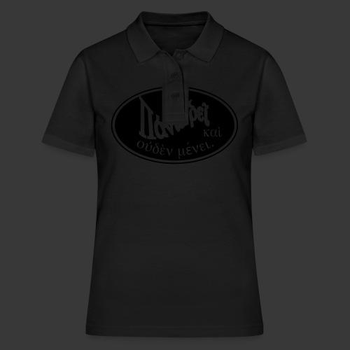 PANTA RHEI - Women's Polo Shirt