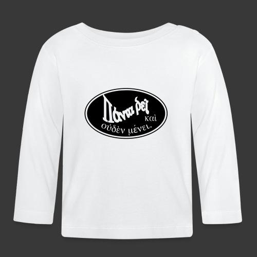 PANTA RHEI - Baby Long Sleeve T-Shirt