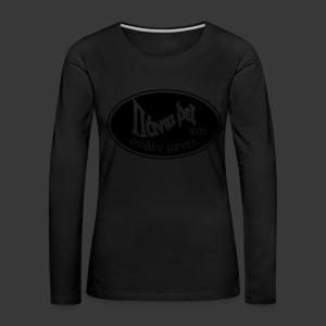 PANTA RHEI - Women's Premium Longsleeve Shirt