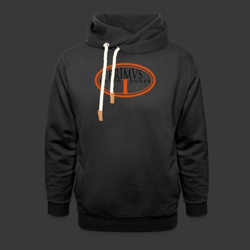 PRIMUS INTER PARES - Shawl Collar Hoodie